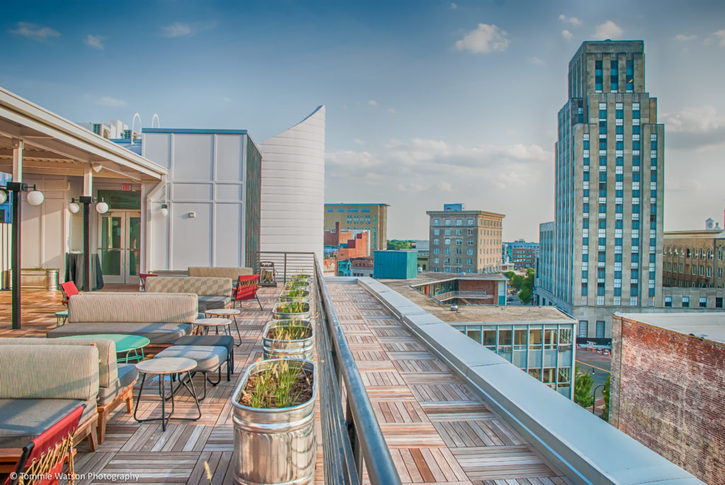 The Best Outdoor Dining in Durham, NC