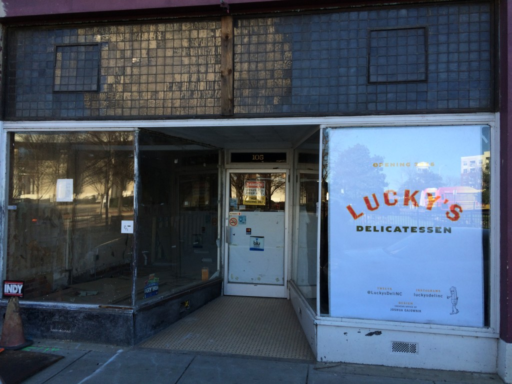 Pre-Opening Q&A with Lucky's Deli