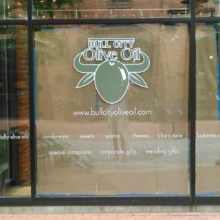 Bull City Olive Oil downtown Durham