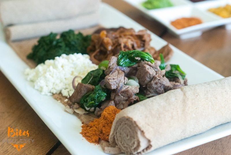 Goorsha Ethiopian restaurant www.BitesofBullCity.com
