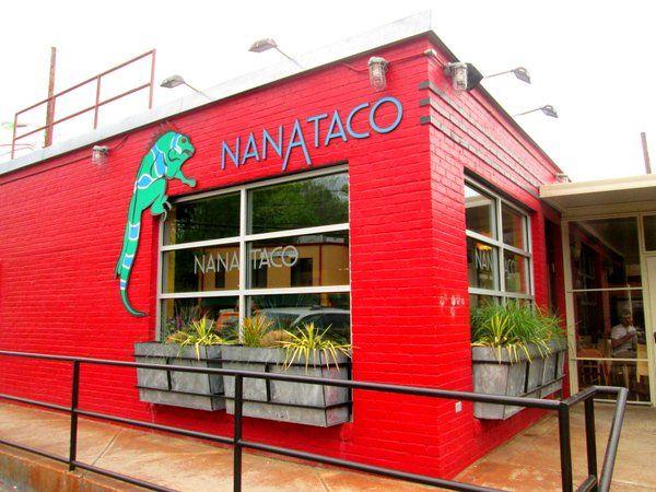 Nano Taco Durham