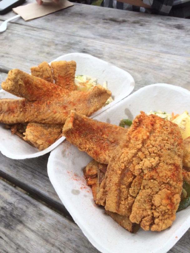 best seafood in Durham