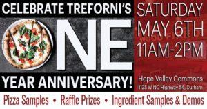 Tre Forni's One Year Anniversary @ Durham   North Carolina   United States