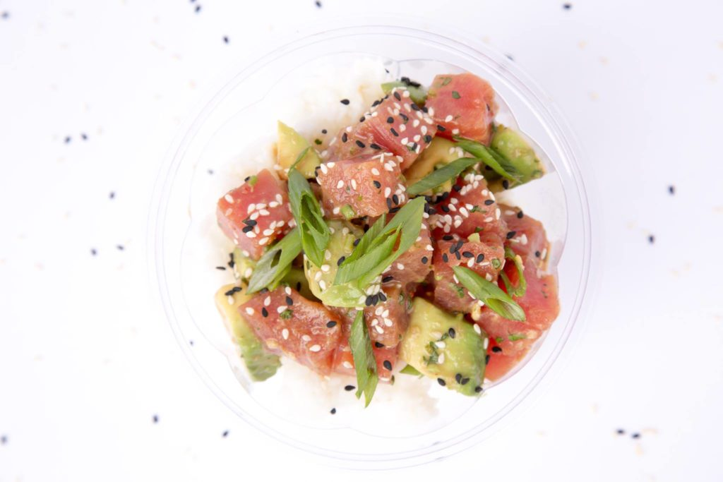 Where to Get the Best Poke in Durham