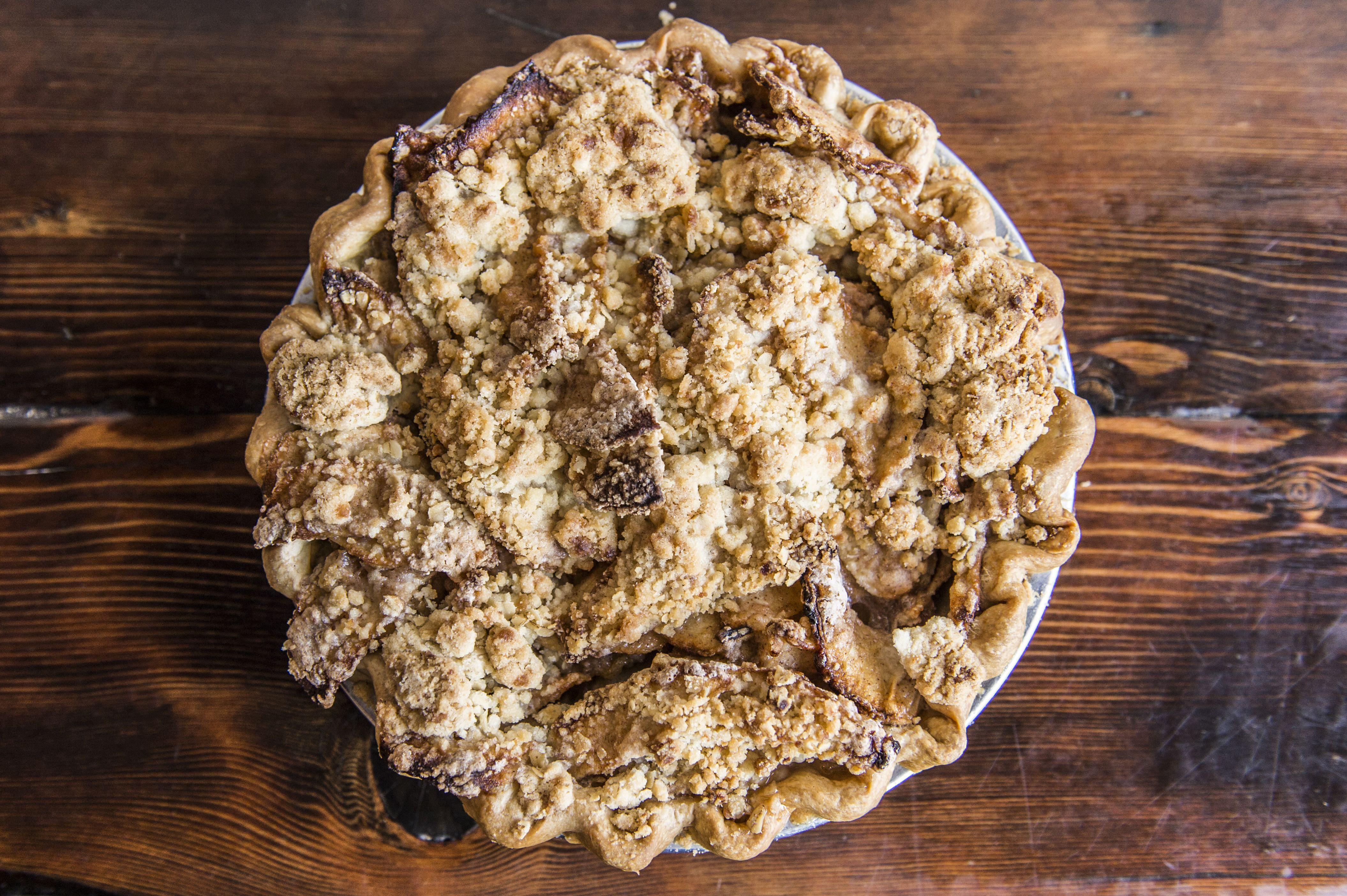 The Pie Hole Apple Pie