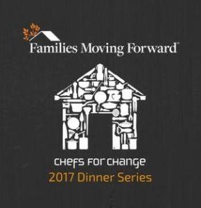 Chefs for Change Fundraiser