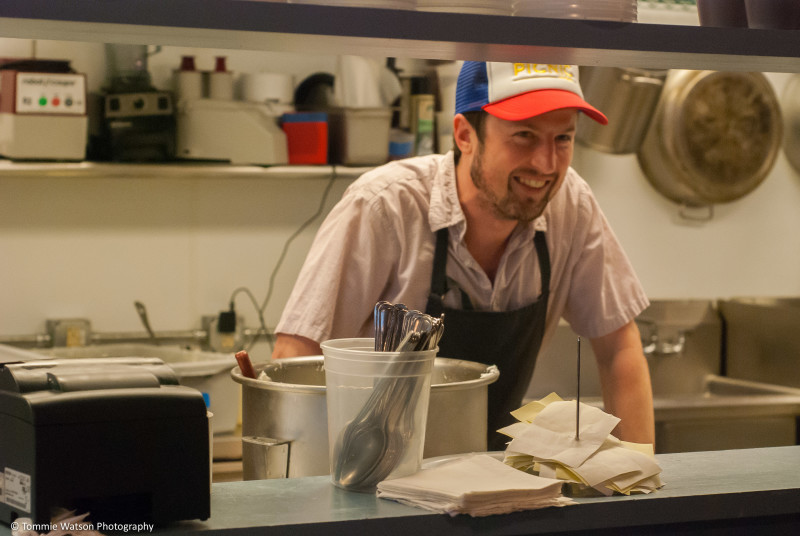 Durham Chef Ben Adams
