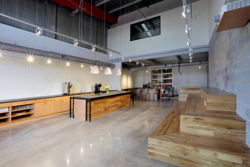 Counter Culture Coffee Training Facility