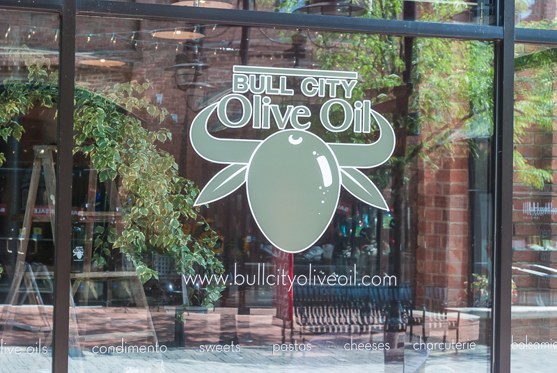 Bull City Olive Oil Coming to Brightleaf Square