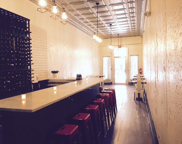 New Wine Bar in Downtown Durham