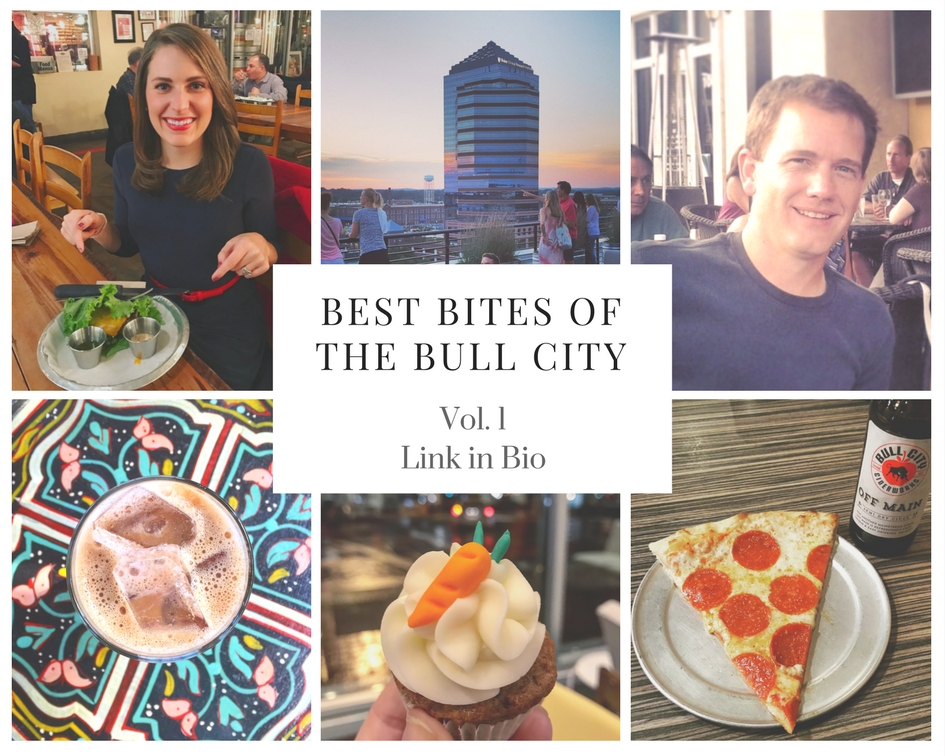 WRAL Reporter & Triangle Explorer Share Best Bites in Durham