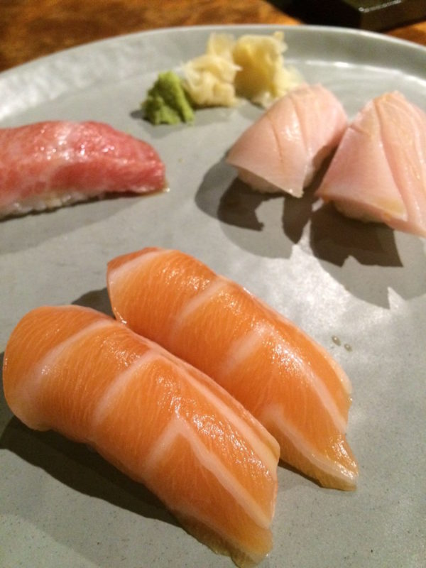 Nigiri at M Sushi