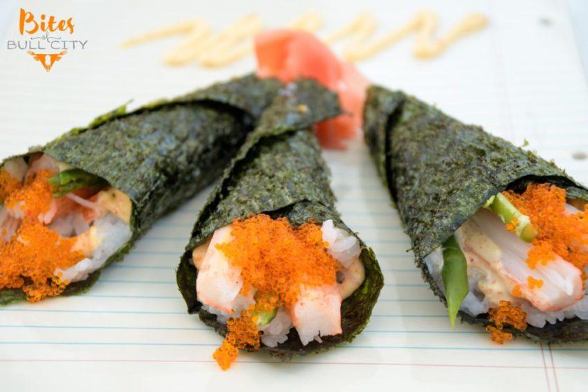 Sushi in Durham