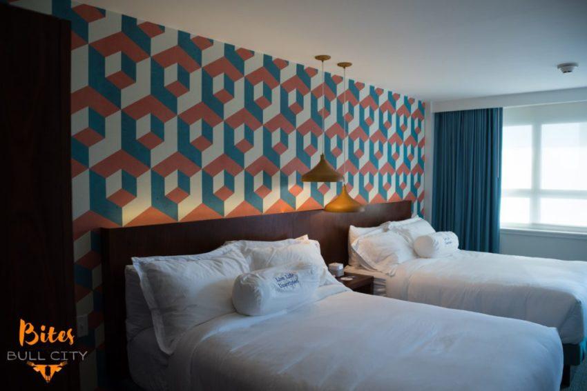 Unscripted hotel Durham