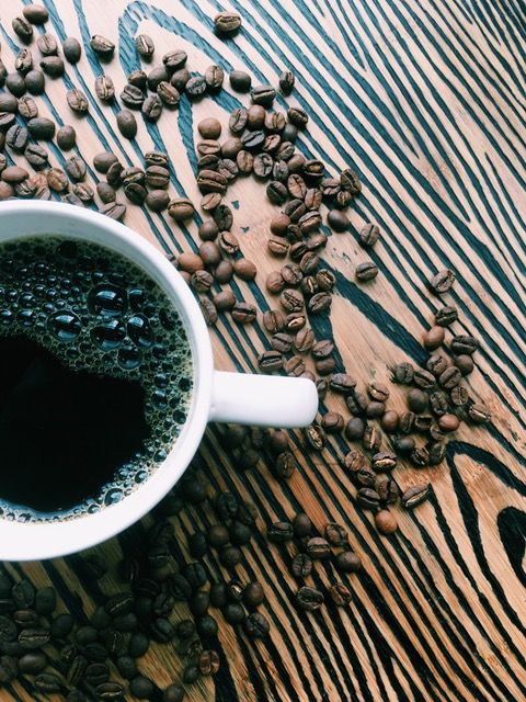 "Stay ""Kaffeinated,"" There's a new Coffee Shop in Durham"
