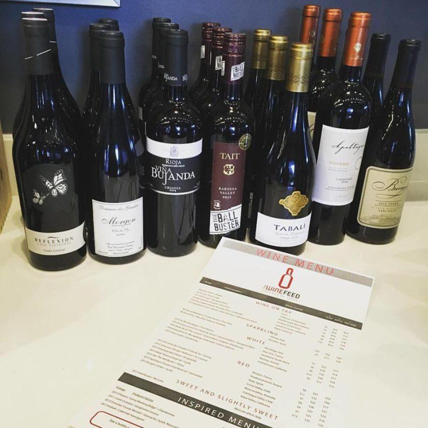 Wine bar Durham NC