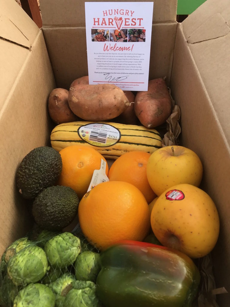 Hungry Harvest Enters the Durham Market